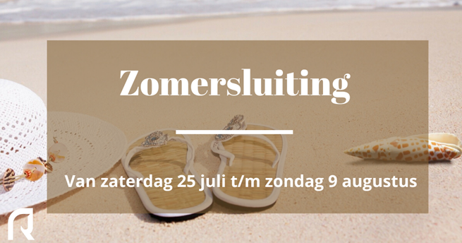 Zomersluiting - Ross Tucker Projectinterieur